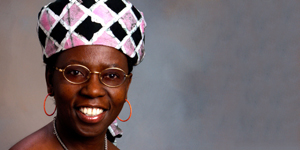 Dr. Musimbi Kanyoro  CEO, Global Fund for Women