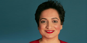 SHAMINA SINGH  Executive Director,  Mastercard Center for Inclusive Growth   World Economic Forum Young Global Leader