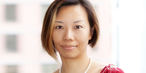AMY LIU  AVP & Head, Business Technology Analysis Team,  Federal Reserve Bank of New York