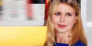 KATINA STEFANOVA   Finance Technology Entrepreneur; Co-Founder & Board Member,  Accordance Technology  ; Founding Partner,  Marto Investment Partners