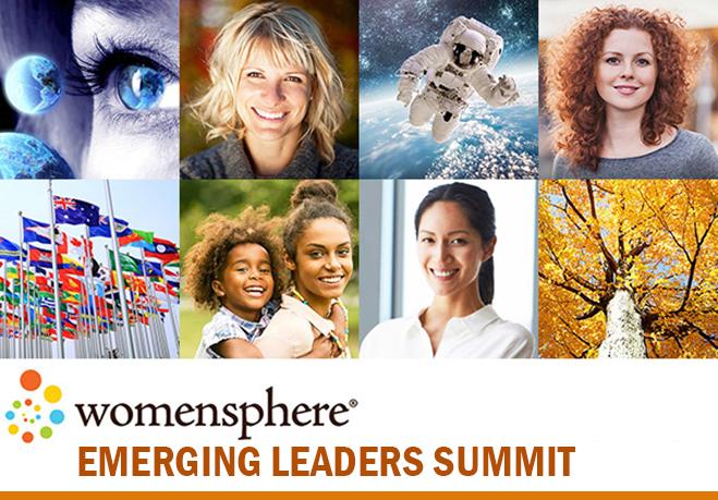 Womensphere Emerging Leaders Summit  (October 26-28, 2018)