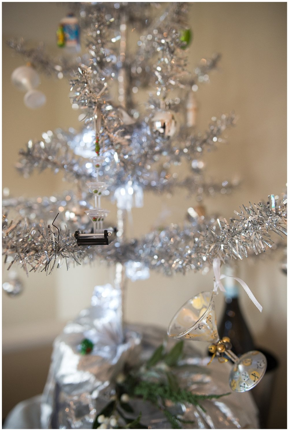 And here we have the Martini Tree.  How cute is that tiny martini glass?  That's about the size I need.  : )