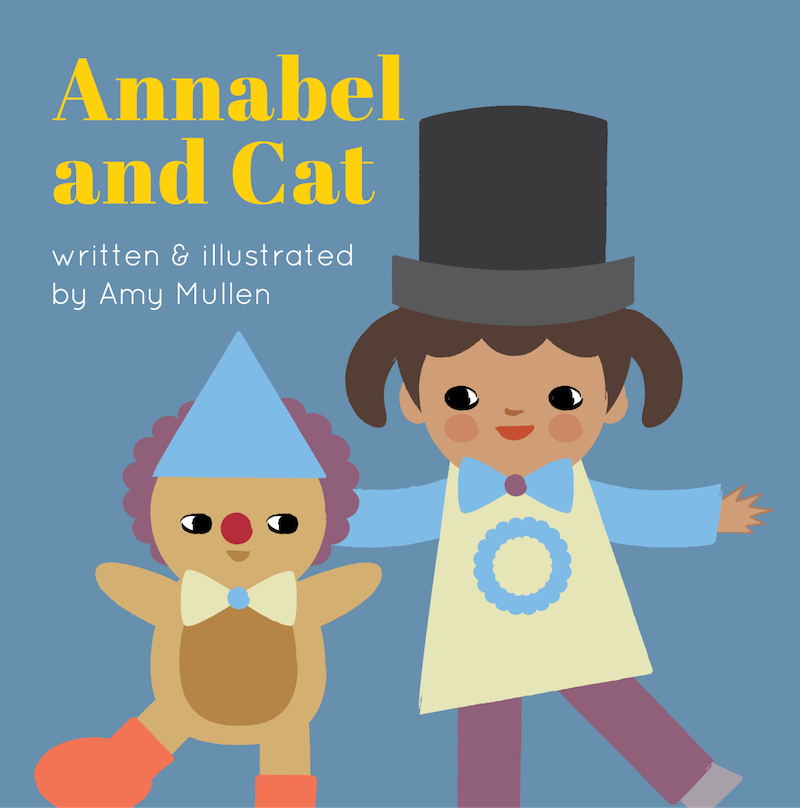 Annabel and Cat - Xist Publishing
