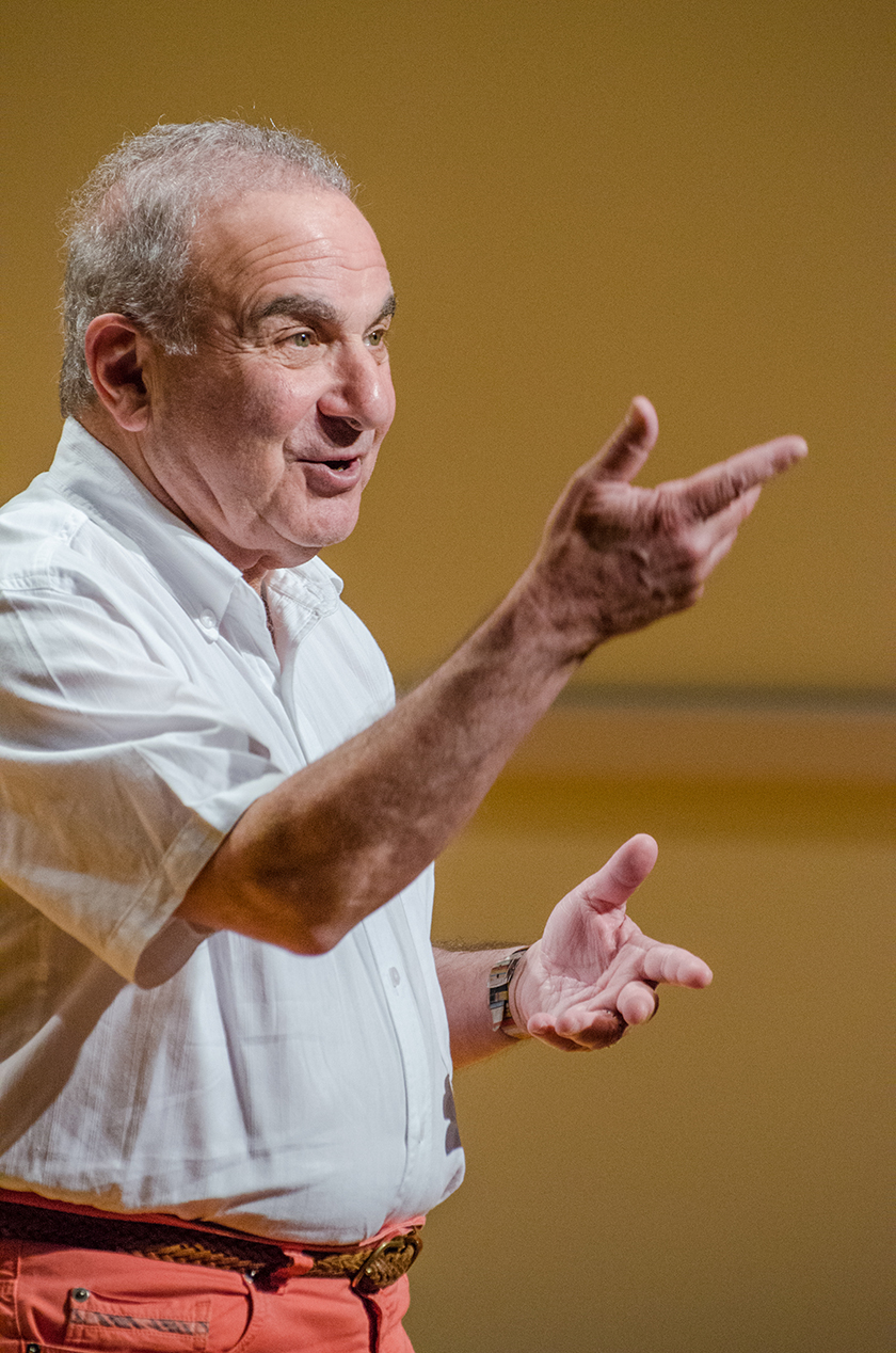 Martin Katz, faculty