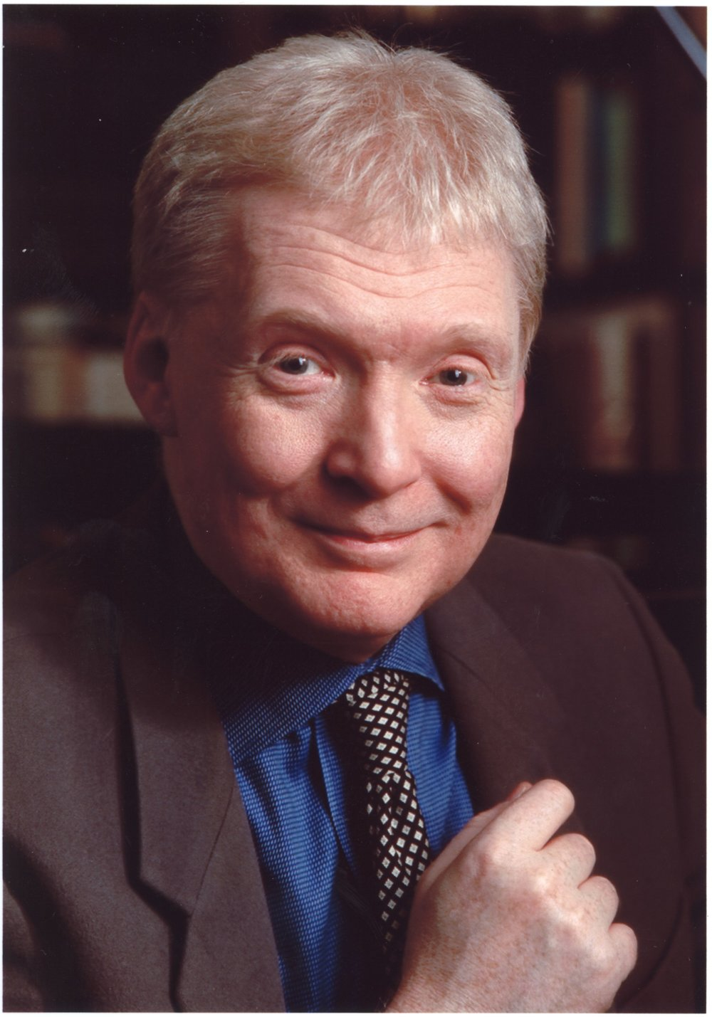 Graham Johnson, faculty
