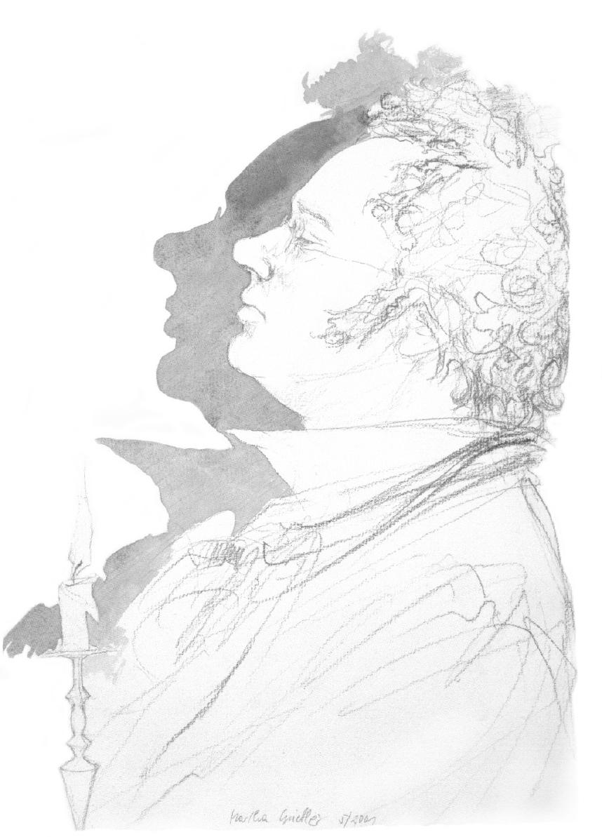 Franz Schubert (1797-1828) Photo by Marthe Griebler, courtesy of Graham Johnson