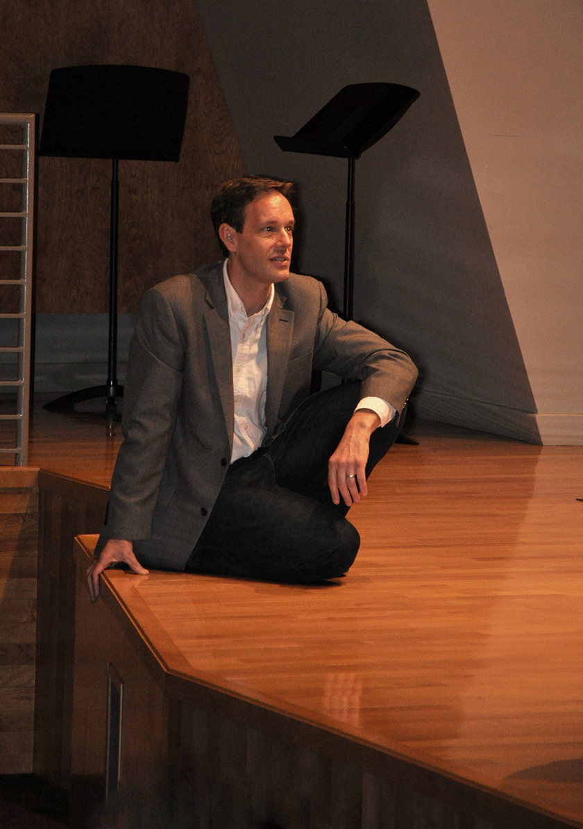 Jake Heggie, faculty