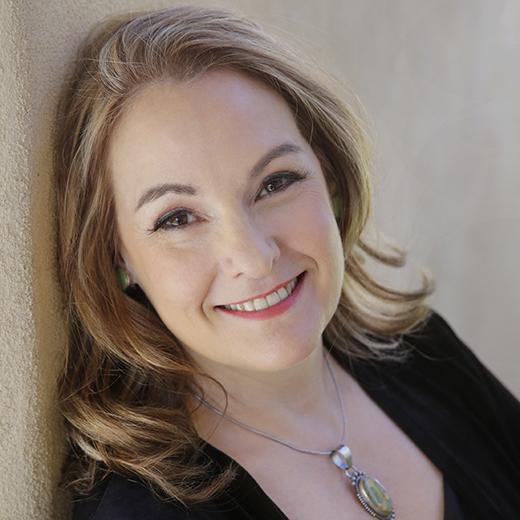 SUSANNE MENTZER, mezzo-soprano