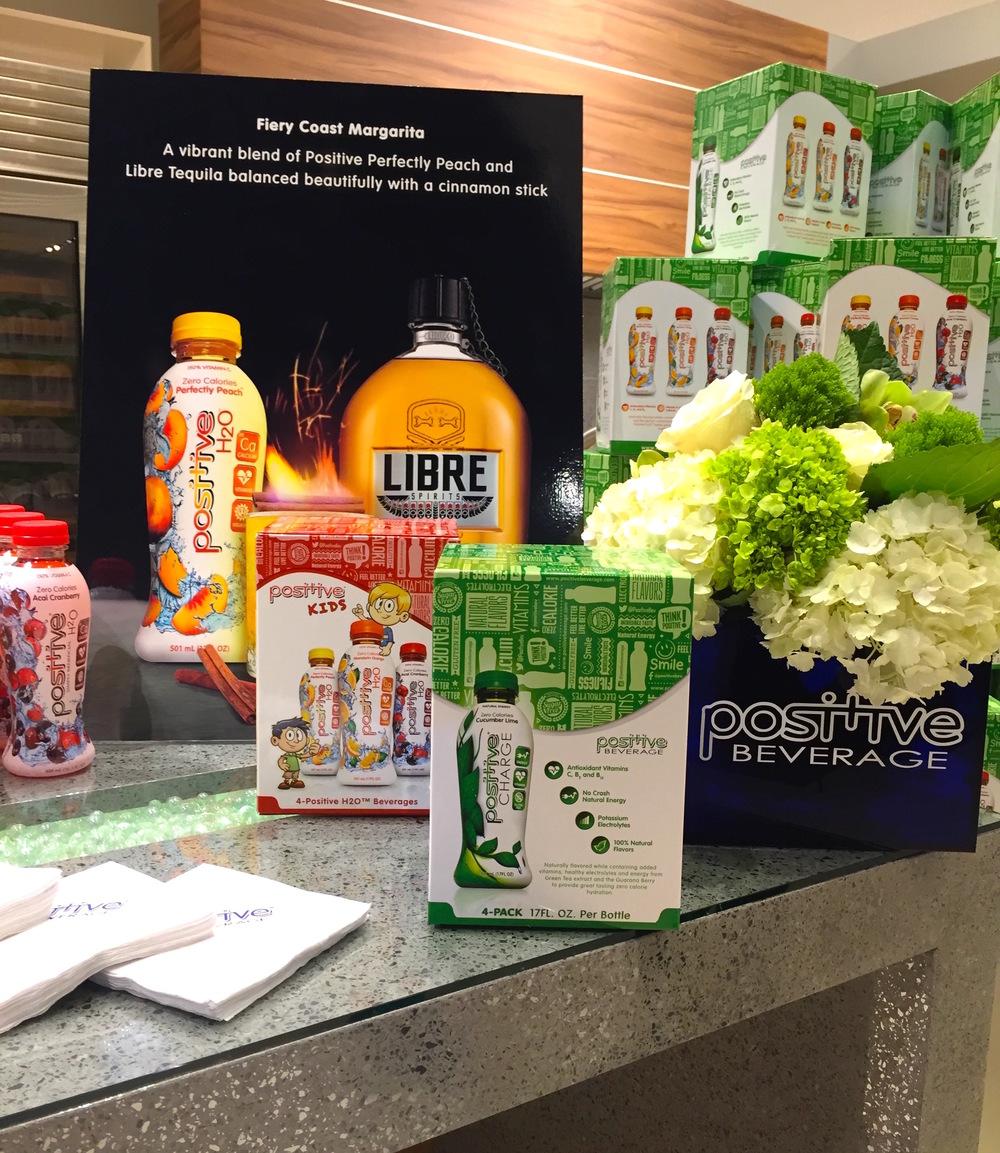 Positive Beverage  & Positive Kids™ at the Orange Coast Magazine Top Doctors event 2016