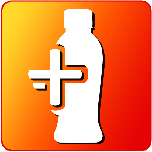 Positive Beverage  Social Icon