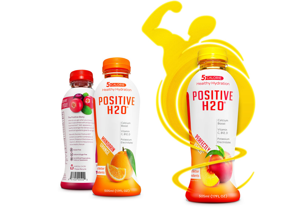 positive beverage energy antioxidants