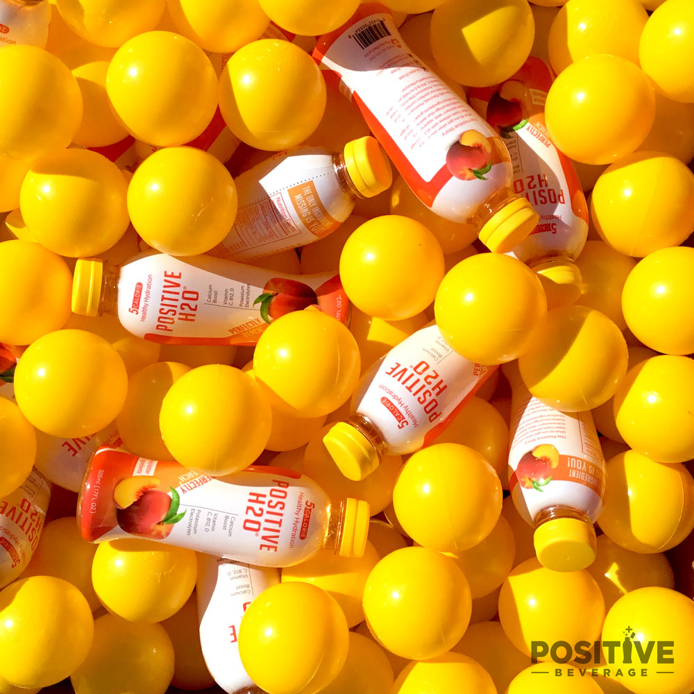 Positive H2O® Perfectly Peach