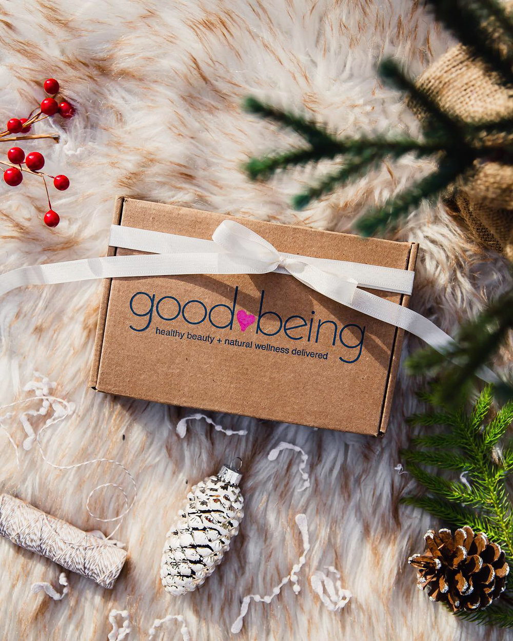 GoodBeing Nautral Beauty Subscription Box