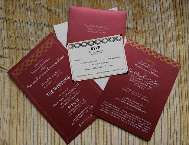 Invitations Atmosphere Printing Company