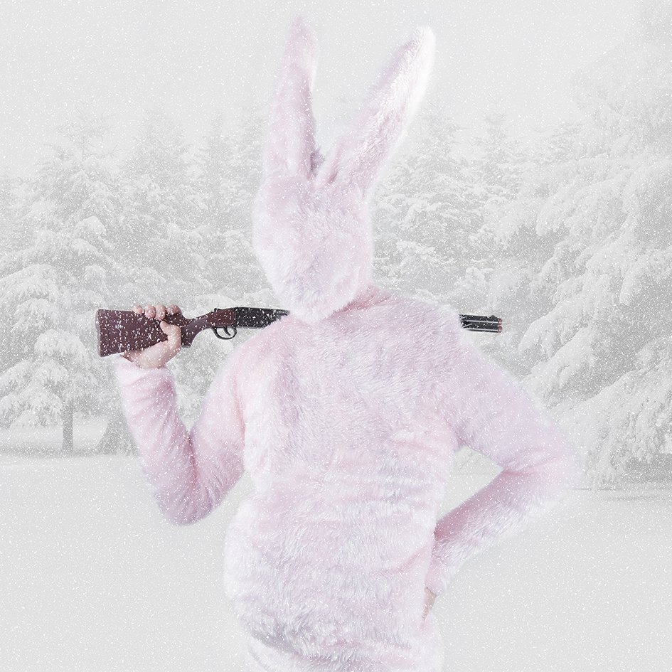 Gerwyn Davies Rabbit