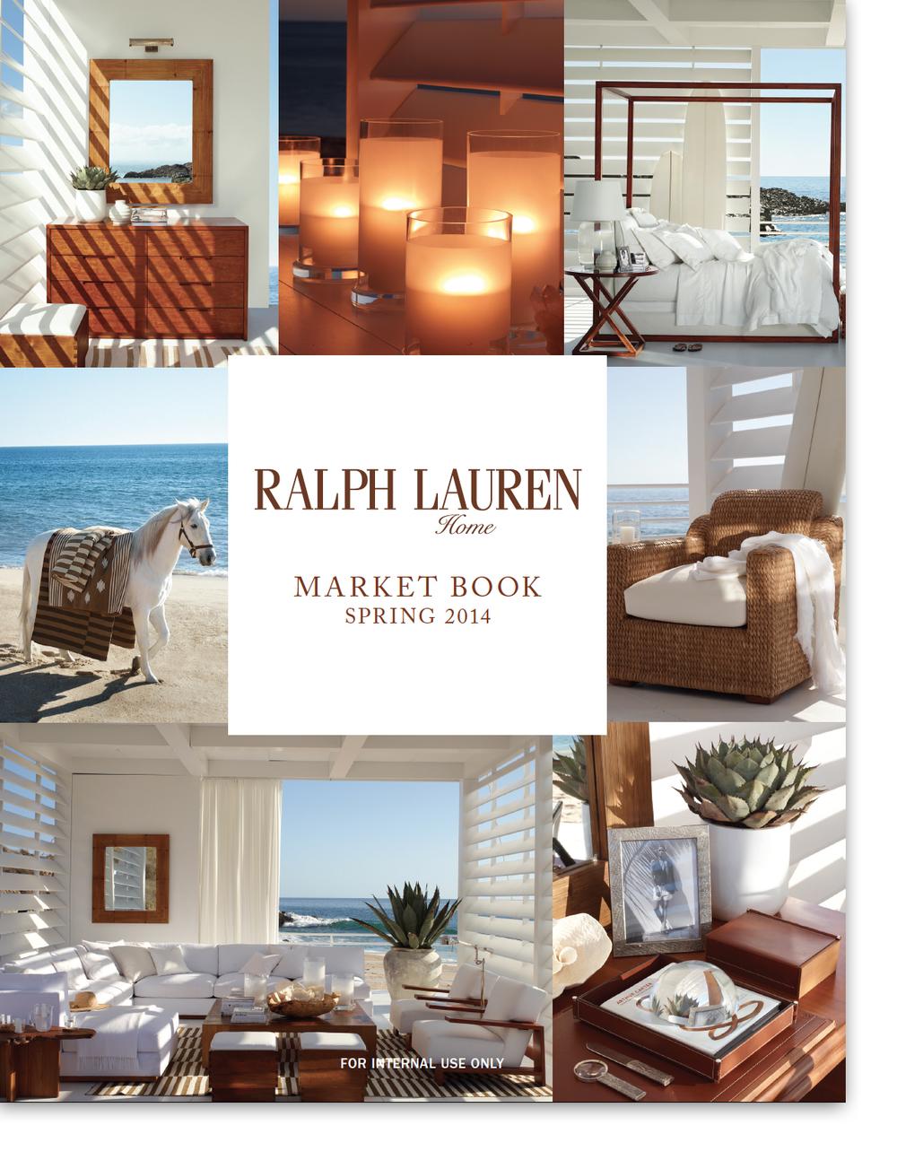 Ralph Lauren Lookbook — Jeongkyun Ahn