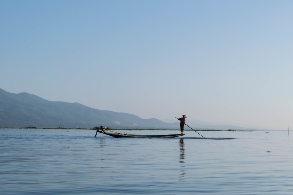 Inle Lake afternoon
