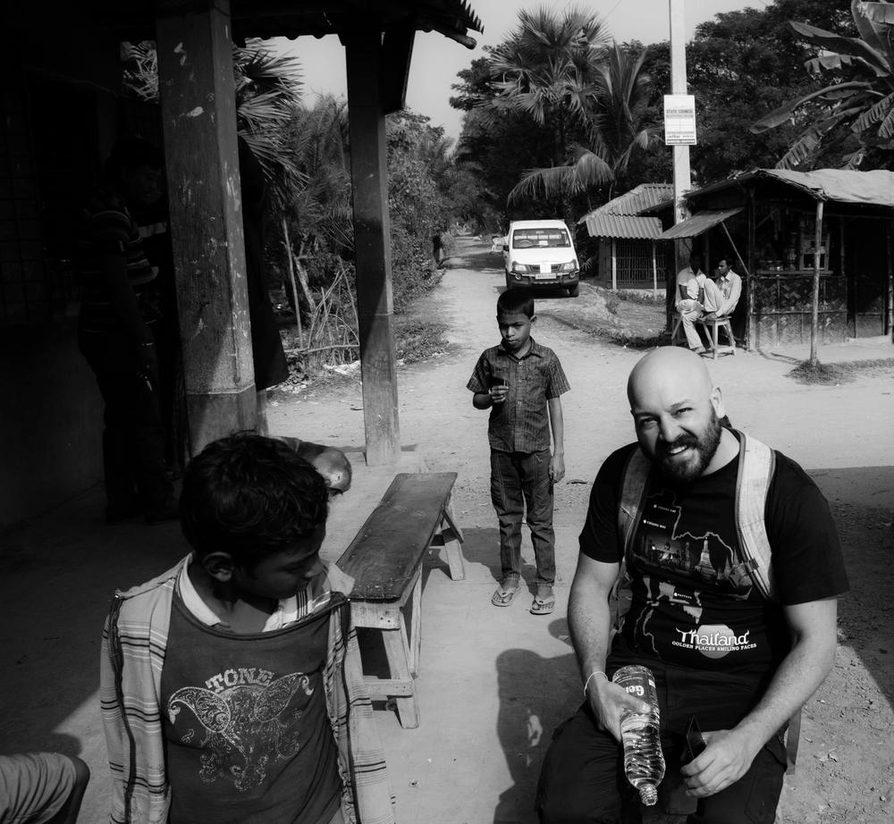Somewhere between Kolkata and the Sundarbans. India (2013).