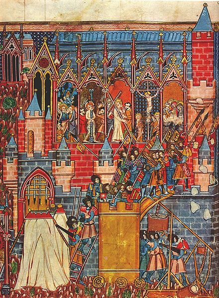 Siege of Jerusalem, 1099