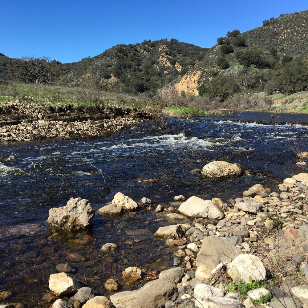 Malibu Creek #nofilter