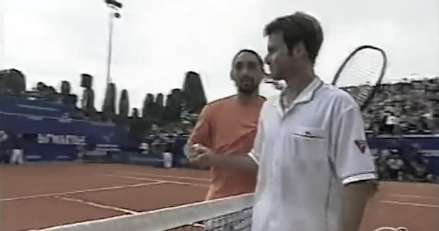 Rios vs. Santoro - Montecarlo, 2002