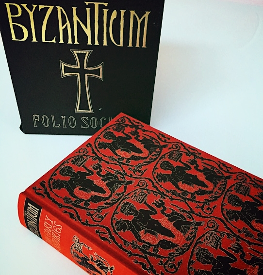 Byzantium Folio Society Edition -