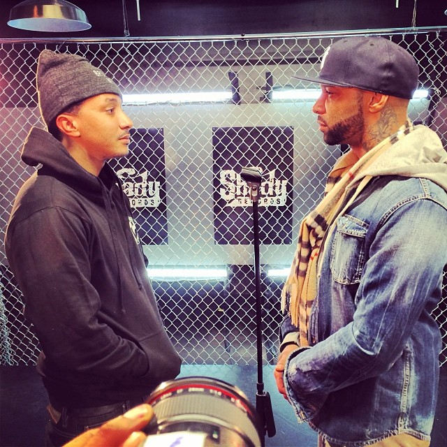 Face Off @joebudden #RoadToTotalSlaughter | Coming Soon - Spring 2014