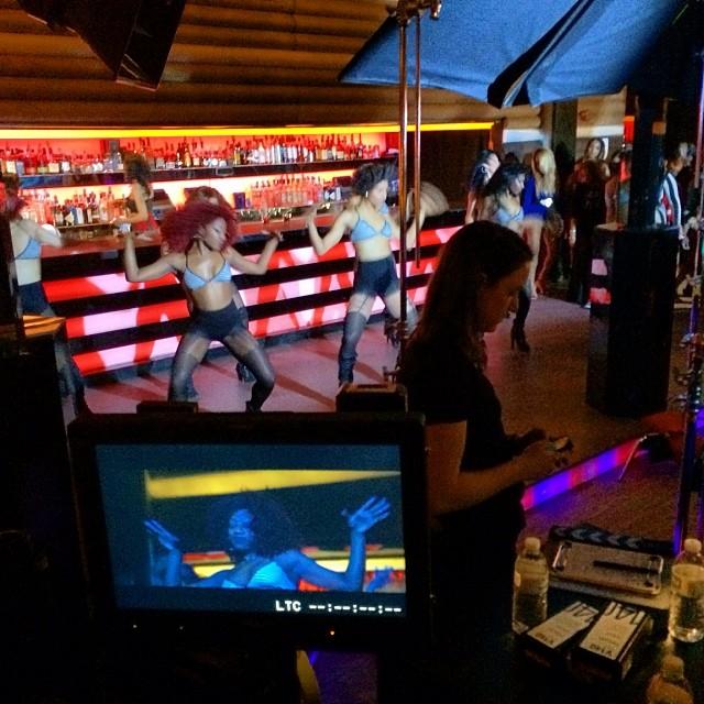 Set Life #musicvideos #musicvideoshoot #Konshens #nyc
