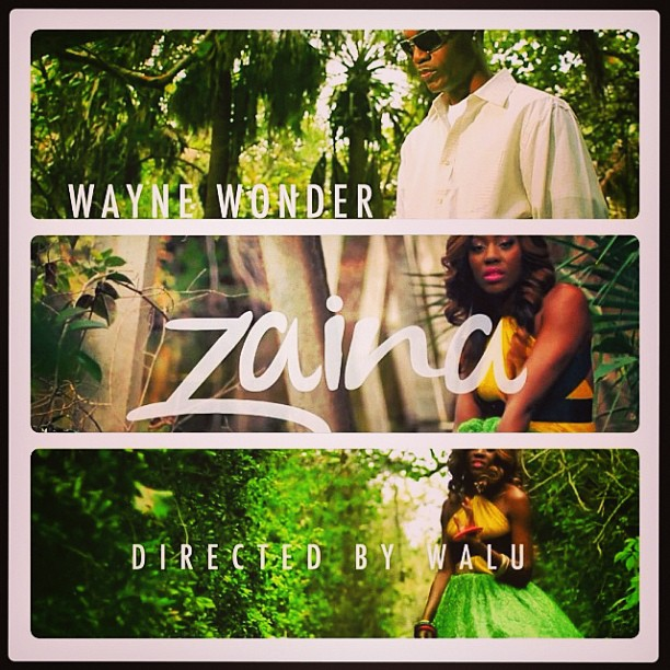 "New Video! Zaina ft Wayne Wonder ""Totally Yours"" Dir. by @looski7 & Prod. by @omaritheco #CapitolAgentMedia #Zaina #WayneWonder #Nigeria #Jamaica #Reggae"