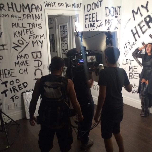 Toronto, we working! #cpmusicgroup #pop #musicvideo
