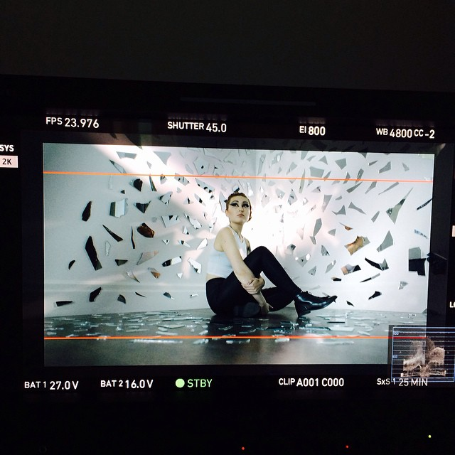Preview #MiaMartina #HFH #MusicVideo #Toronto #Pop