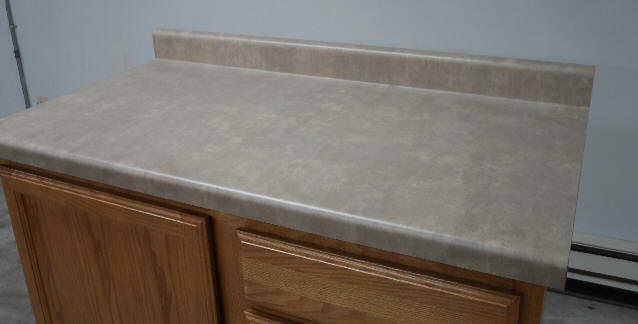 "Counter 1: 41""W x 22 1/2""D Std Edge Laminate    $20.00"
