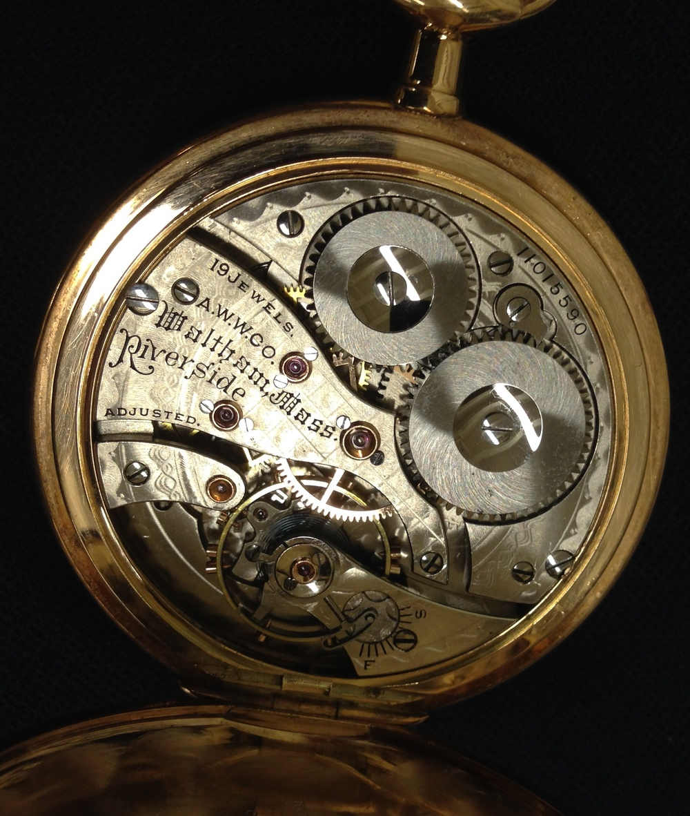 The Movement Of Astor's Waltham