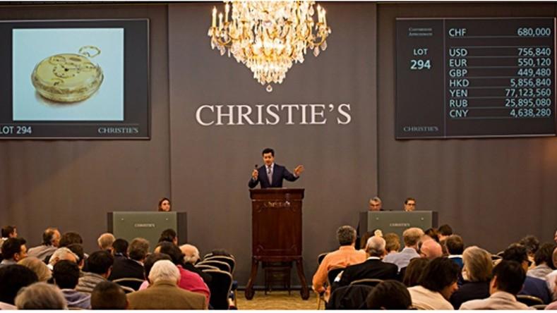 Christie's, Geneva