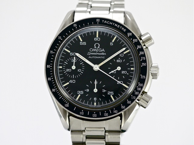 A Late Omega Speedmaster Reference 3510.5000. Circa 1990.
