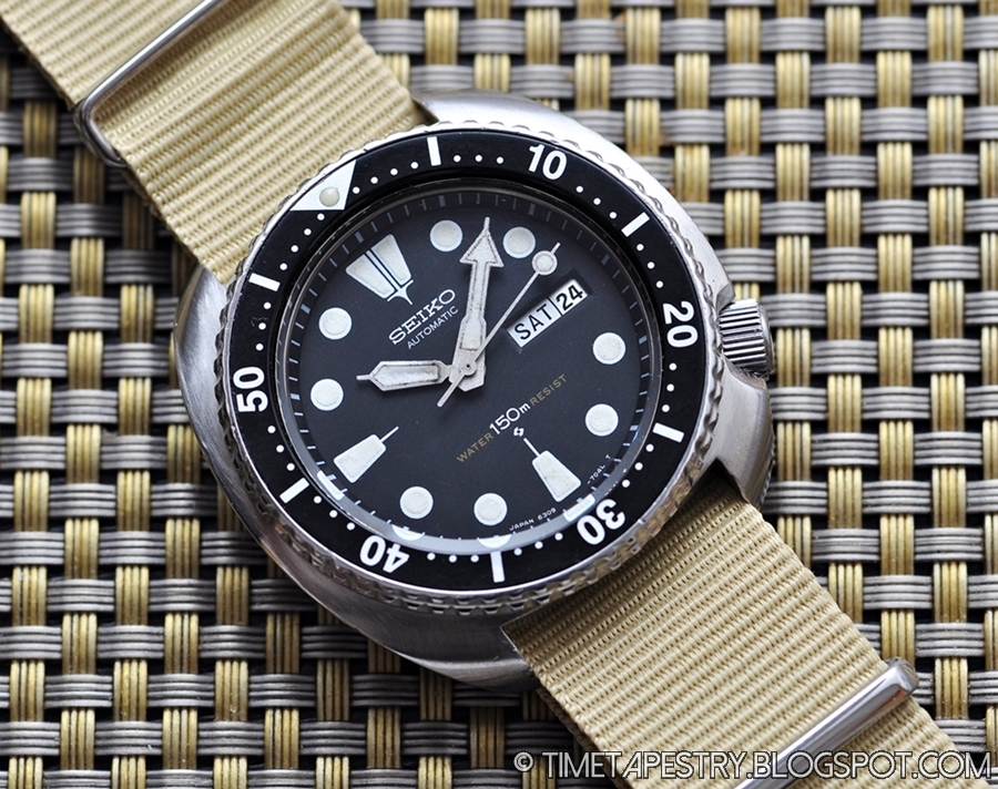 An Immaculate Example Of Seko's 6309 Diver