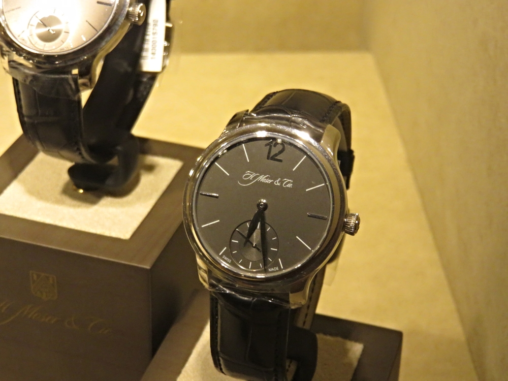 Laurent Ferrier at a fraction of the cost.