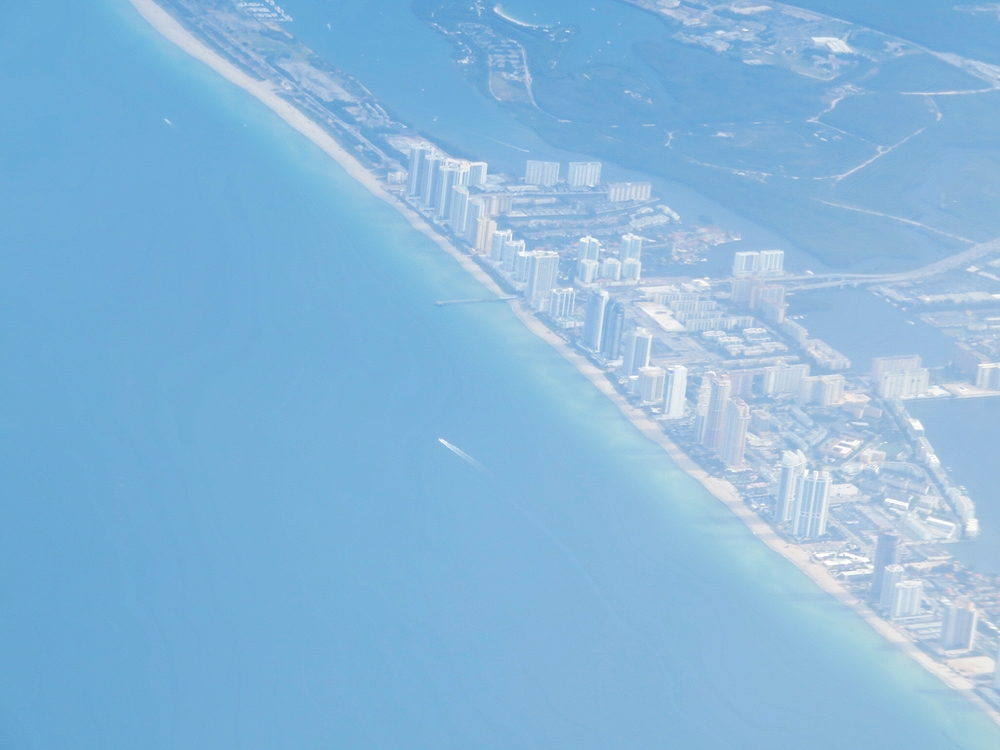 See You Soon, Miami! Loving the View from $10,000 Feet!