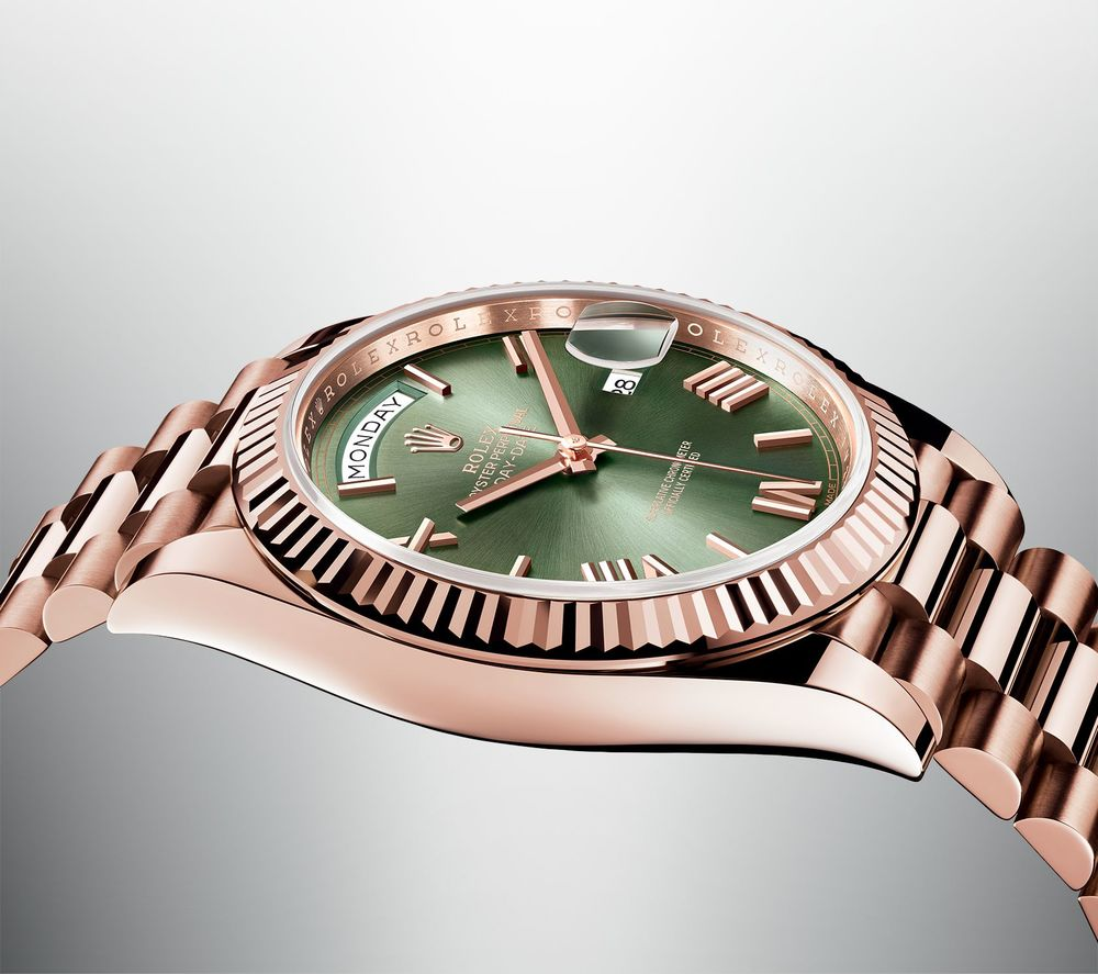 The New Rolex Day-Date 40-mm