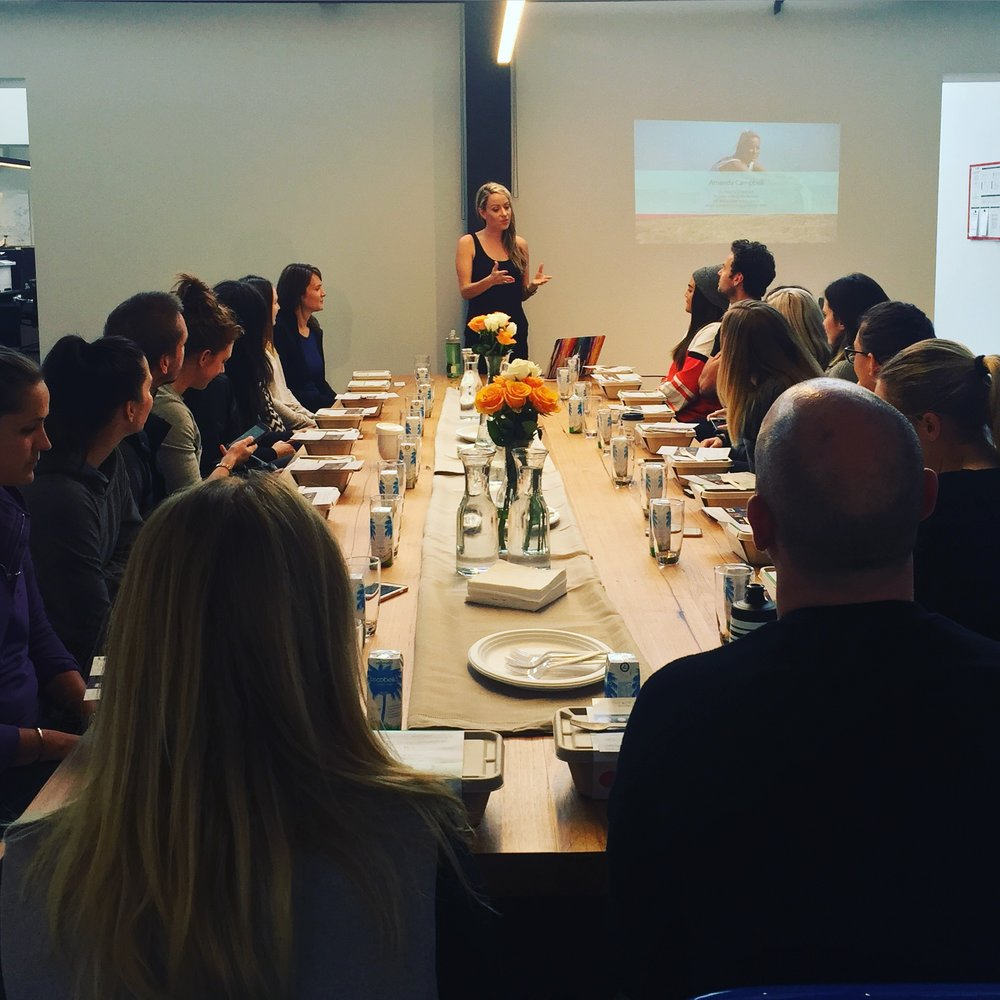 health and wellness speaking melbourne