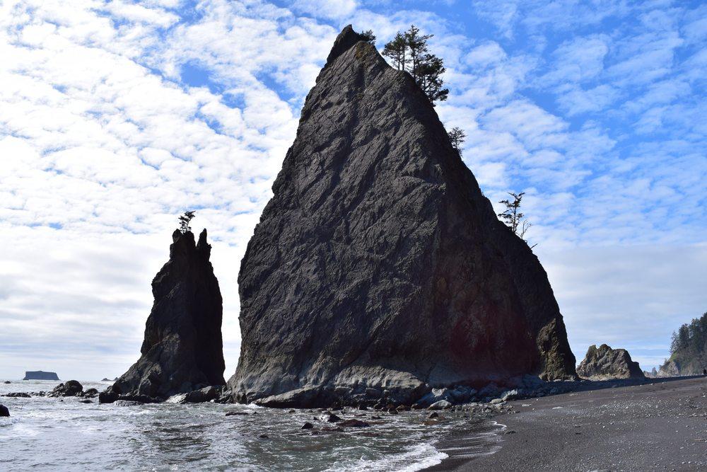 2 - massive sea stacks