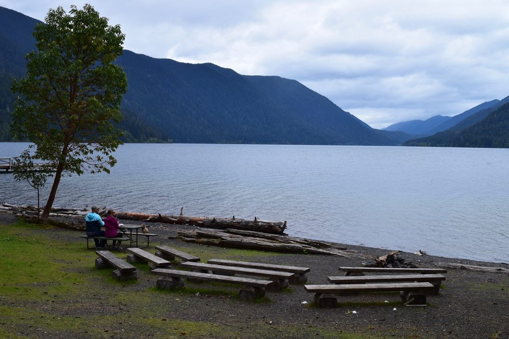 Lake Crescent Picnic Lunch.jpg
