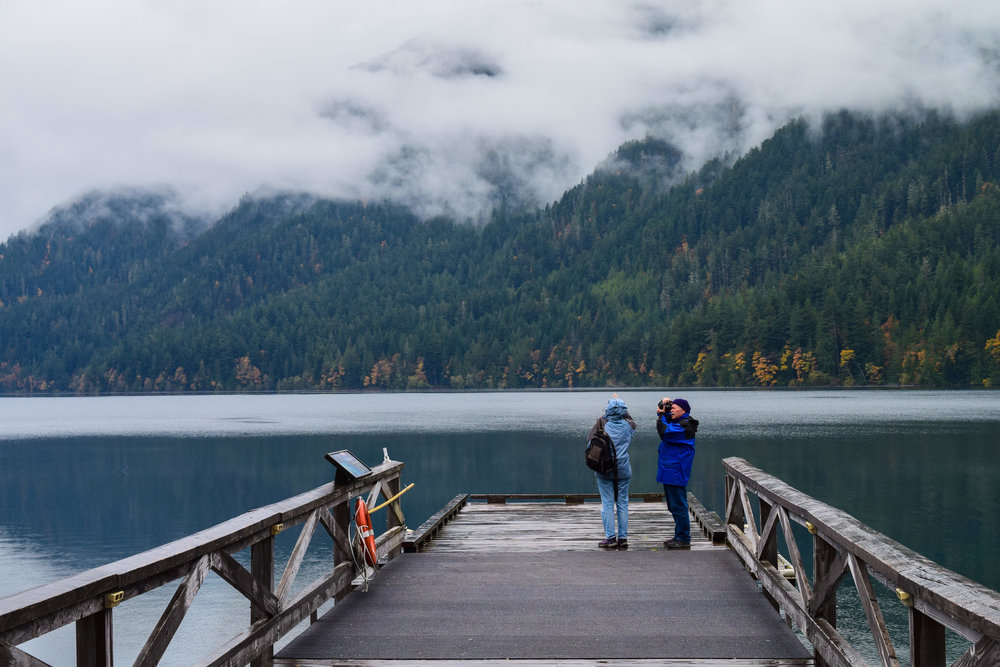 Lake Crescent     Book Now