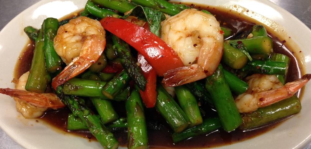 @ Thai Asparagus