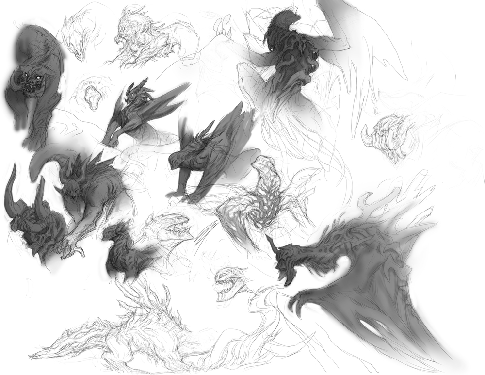 thanatos beast sketches#1.jpg