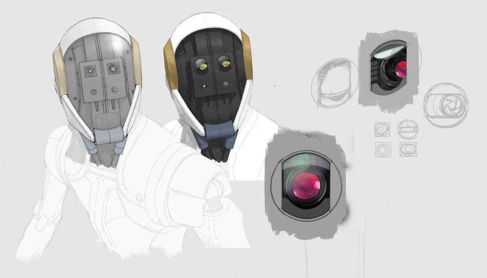 Series 8 - eyes