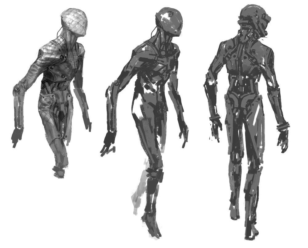 Jack - sketch