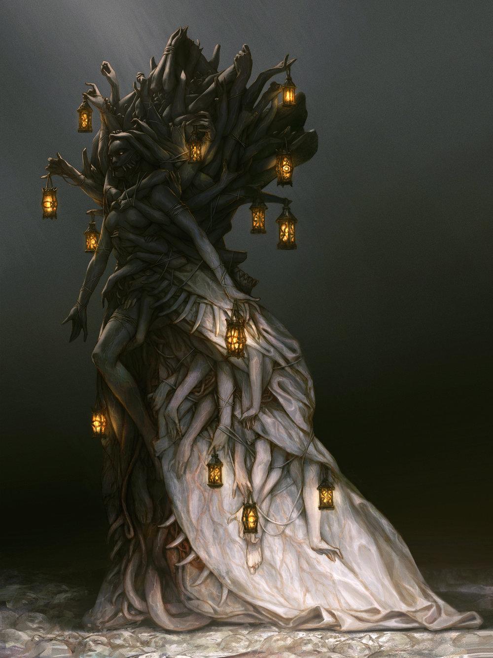 Lantern Queen