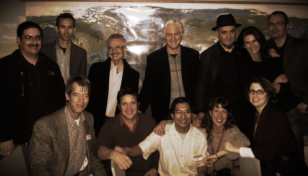 Worldviews core team, members of the Visualization Studio,andValley Oak advisors and partners from SFEI (not all shown).