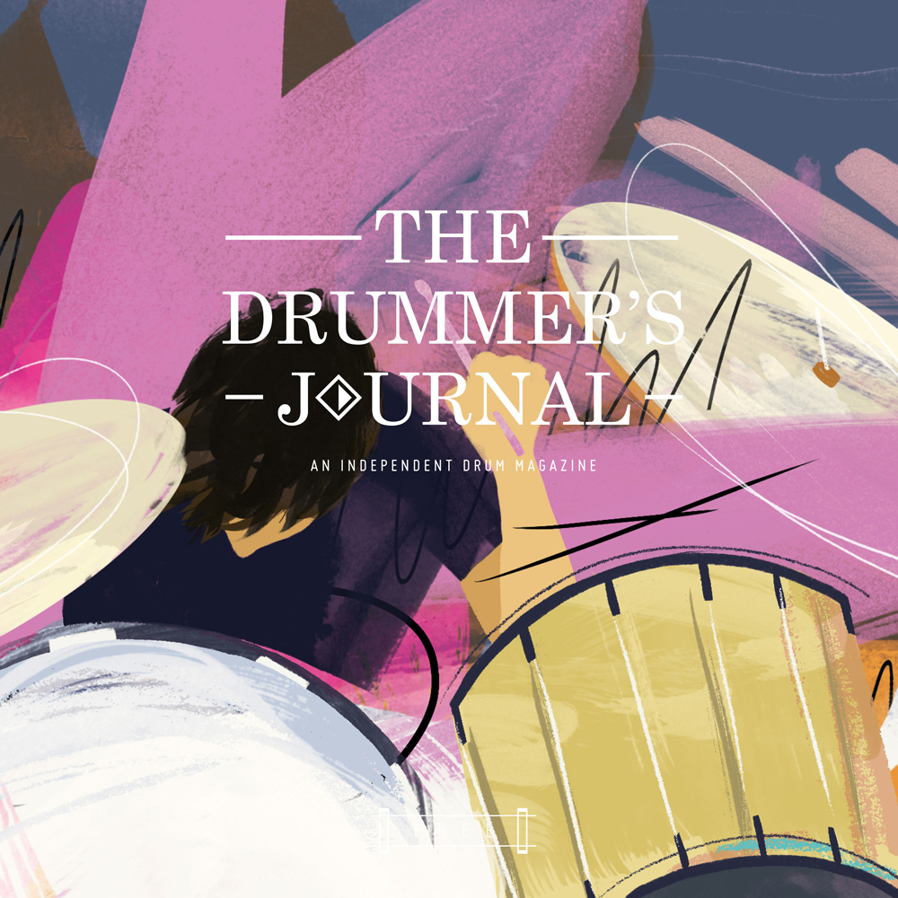 Jimmy Chamberlin from The Smashing Pumpkins, Jack White's Daru Jones, Willie's Drum Shop, Ihan Haydar from L.I.G.A and CPL Matt Kilcoyne from The Band of The Army Air Corps. Download Issue Eight >